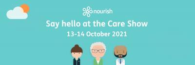 Nourish will be exhibiting at the Care Show